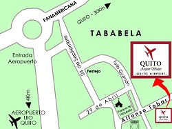 A Hotel As Close It Gets To The New Quito Airport Uio Just 7 Minutes Away