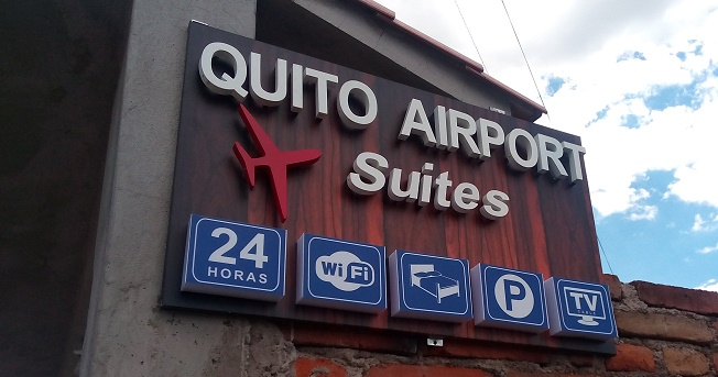 Quito Airport Suites Tababela